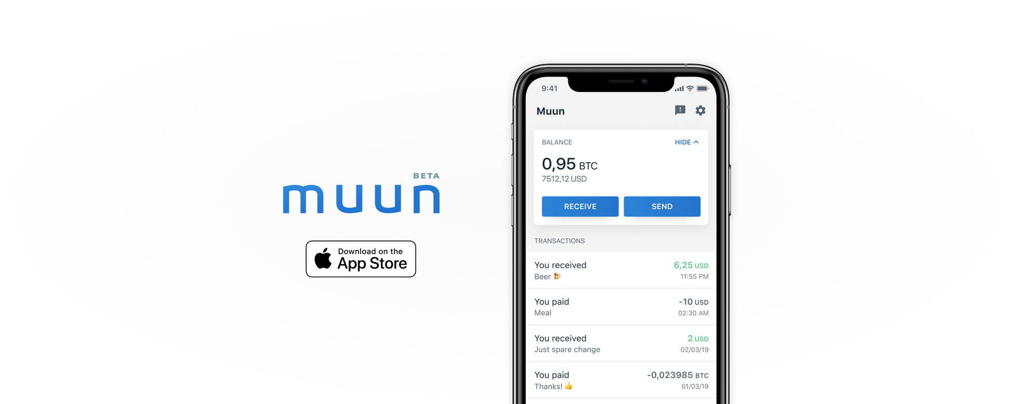 Muun Releases Non-Custodial Bitcoin and Lightning Wallet for iOS